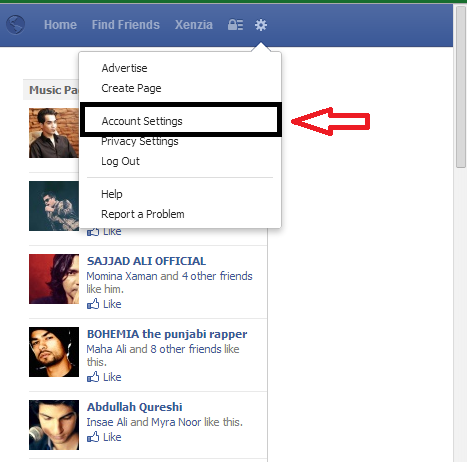 How To Activate Facebook Graph Search ~ Facebook Info