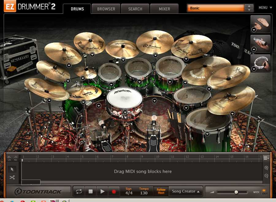 Ezdrummer metal machine setup download terstedpagaszy's diary.