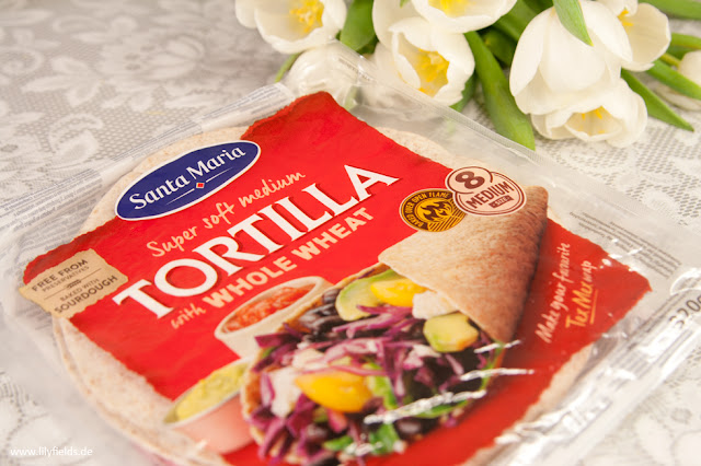 Santa Maria - Whole Wheat Tortilla