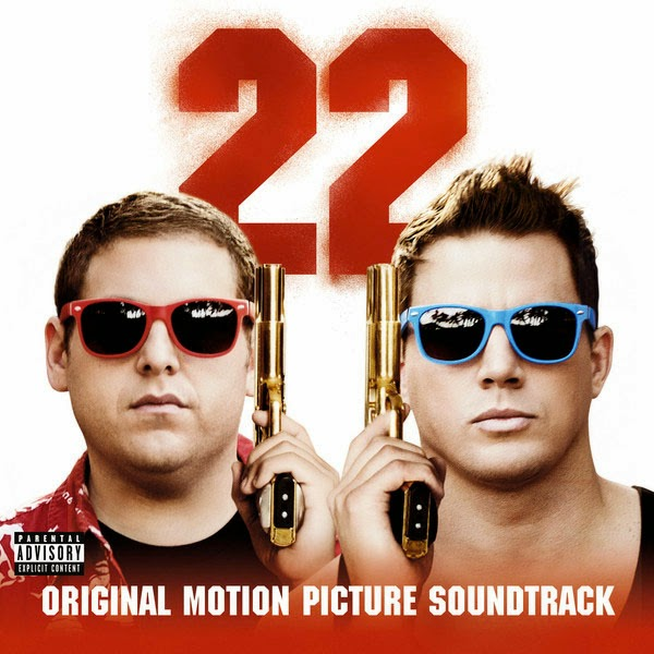 Various Artists - 22 Jump Street (Original Motion Picture Soundtrack)  Cover
