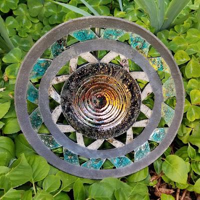 Beautiful raku fired pottery by Lily L.