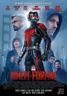 Review - Homem-Formiga