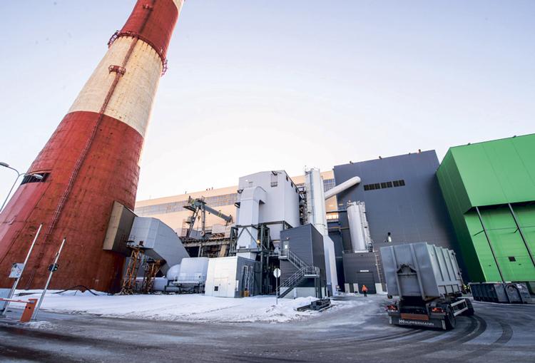 Ируская электростанция