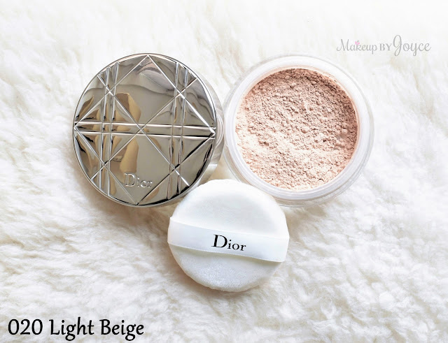 Dior Diorskin Nude Air Healthy Glow Invisible Loose Powder 020 Light Beige Review