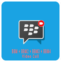 BBM ORIGINAL + BBM2 + BBM3 + BBM4 + Video Call Mod V2.13.1.13 Apk