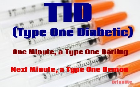 Diabetic 1 High Meme!