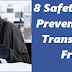 8 Safety Tips to Prevent Online Transactions Fraud