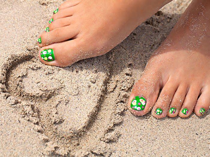 piedi perfetti beauty routine