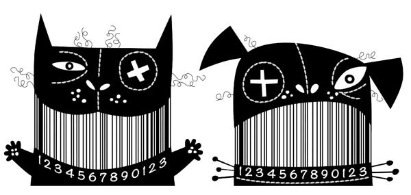 Thiết kế mã vạch – Barcode sáng tạo