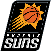 Logo NBA Team Phoenix Suns