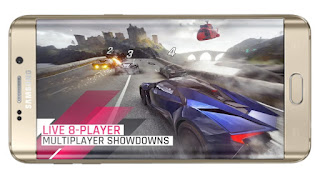 Asphalt 9: Legend, Best Online Car Driving game for Android