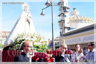 LA PRIMERA VEZ EN LA HISTORIA QUE EL CRISTO DEL SAHÚCO VISITA ALBACETE