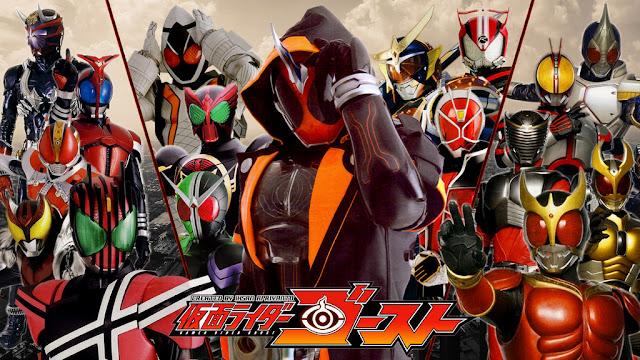 Kumpulan Series Kamen Rider Sub Indo Full Episode Lengkap Era Heisei