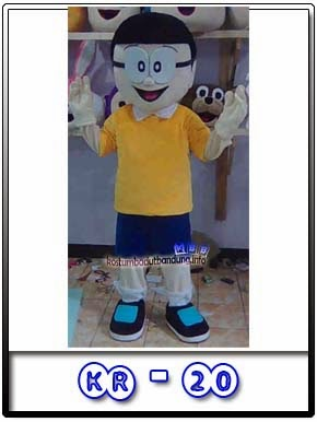 Jual Baju Badut Nobita Nobi Kr-20