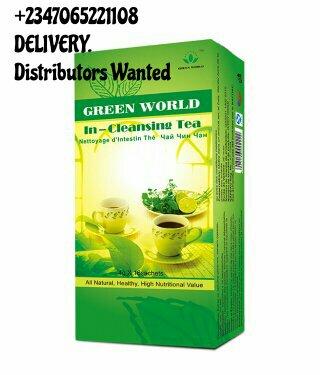 Green World Nigeria Lose Weight Flatten Your Tummy Pot Belly Green