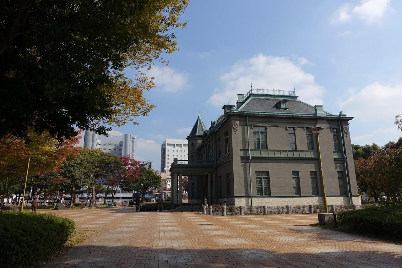旧福岡県公会堂貴賓館(Former Fukuoka Pref. Public Hall)
