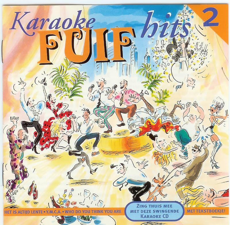 Karaoke Fuif Hits 2 dj_batman_2011 ~ Welkom Bij Muziek Doos 2020