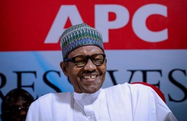 President Buhari Rejoices over APC's majority win in the Senate