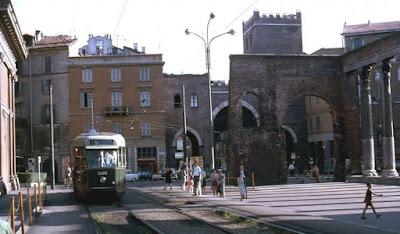 san lorenzo le colonne porta ticinese milano
