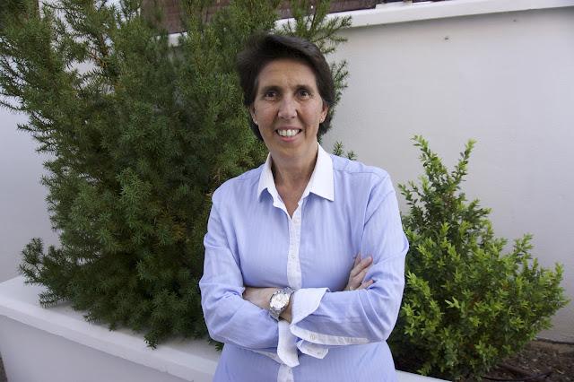 Inmaculada Pozo, directora del festival