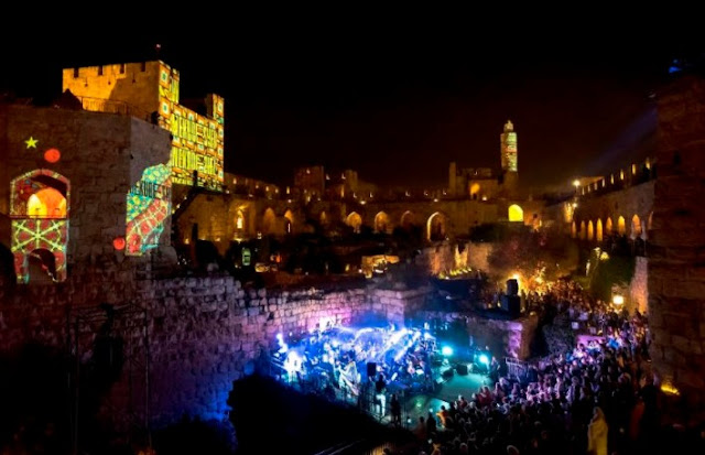 The Jerusalem Season of Culture presents: Mekudeshet 2017