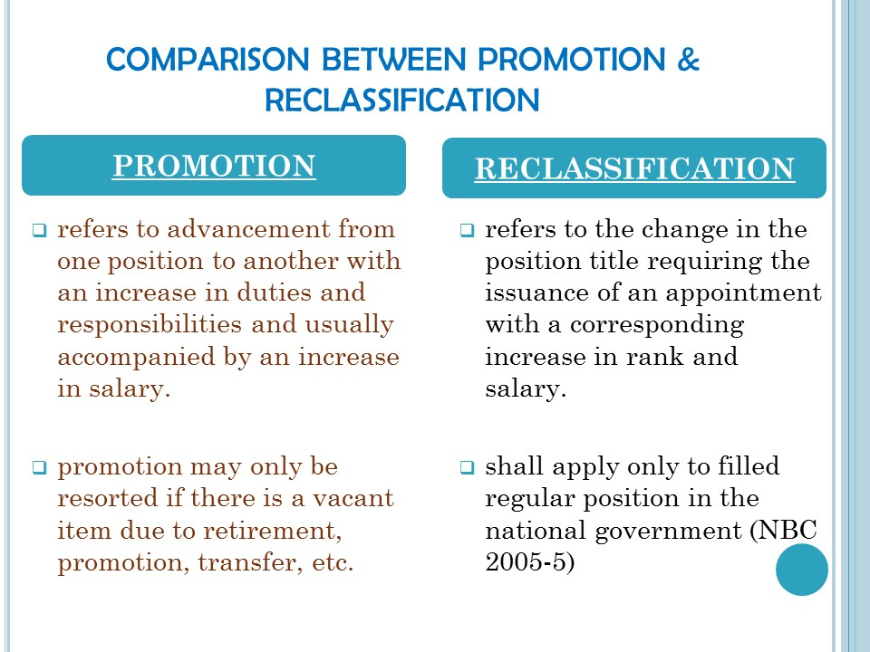 Guidelines for reclassification and promotion of teachers and school continue reading fandeluxe Choice Image