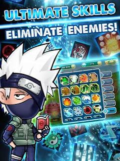 Ninja Rebirth - Hero Saga Apk Data Obb : Free Download Android Game