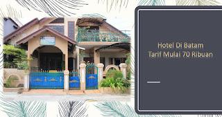 6 Hotel Murah Di Batam Dengan Tarif Mulai 70 Ribuan