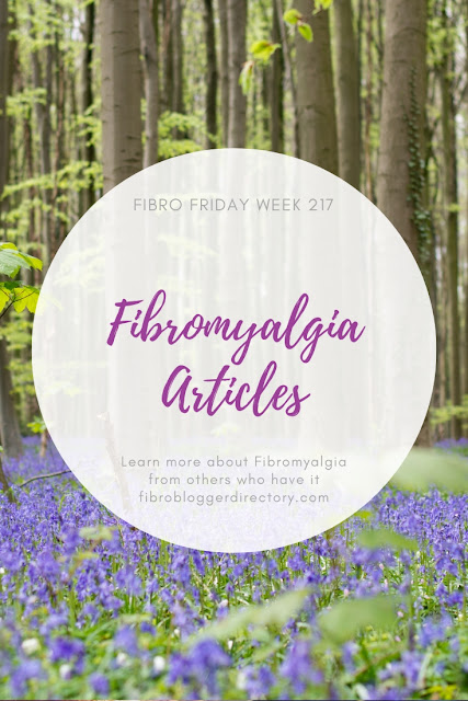 Fibro Friday week 217