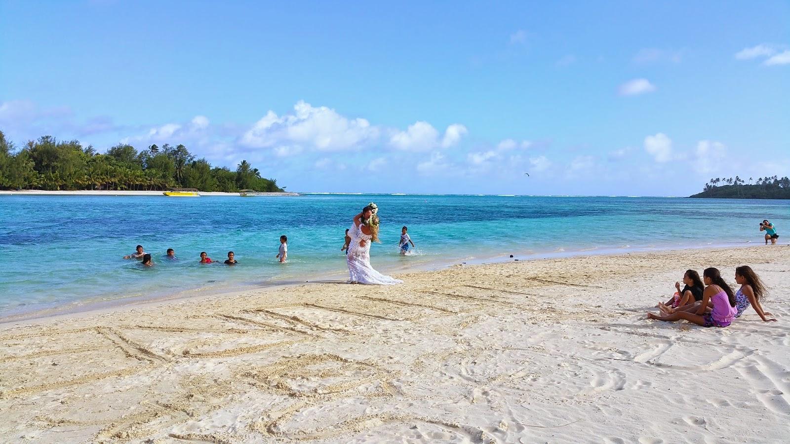 Sogni che si realizzano alle Isole Cook - foto Elisa Chisana Hoshi