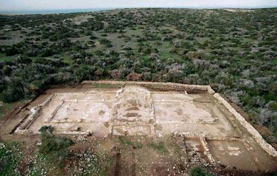 Κύπρος: Το μνημειώδες πρωτοβυζαντινό οικοδόμημα στη χερσόνησο Ακρωτηρίου