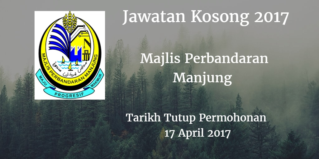 Jawatan Kosong MPM 17 April 2017