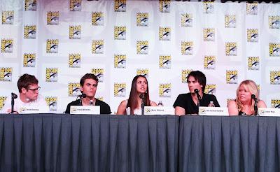 The Vampire Diaries SDCC 2012