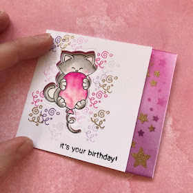 It's your birthday by Marianne features Newton's Birthday Bash by Newton's Nook Designs; #newtonsnook