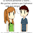 Friendzone indirecta.