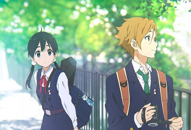 Tamako Love Story di Rekomendasi Anime Romance - Shoujo terbaik