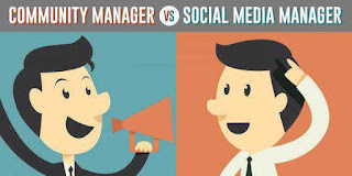 ¿Cúal es la diferencia entre Community Manager y Social Media Manager?