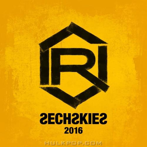 SECHSKIES – 2016 Re-ALBUM (FLAC + ITUNES PLUS AAC M4A)