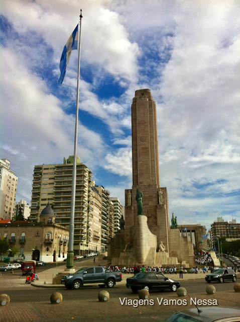 Rosário - Monumento Nacional a Bandeira