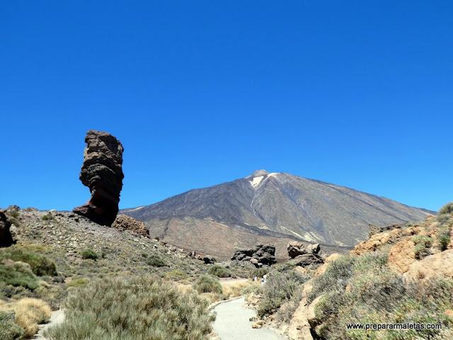 motivo para viajar a Tenerife, el Teide