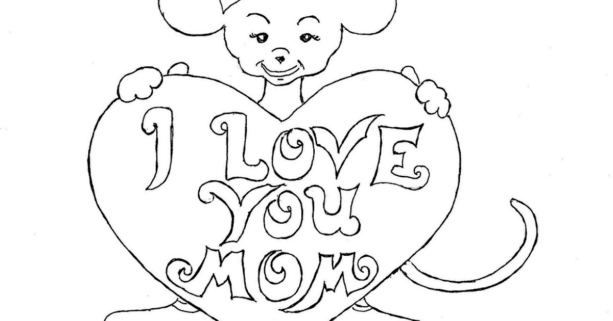 Coloring Pages for Kids by Mr. Adron: Print and Color