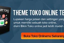 Jual Template Wordpress Toko Online Premium Terbaik dan Murah