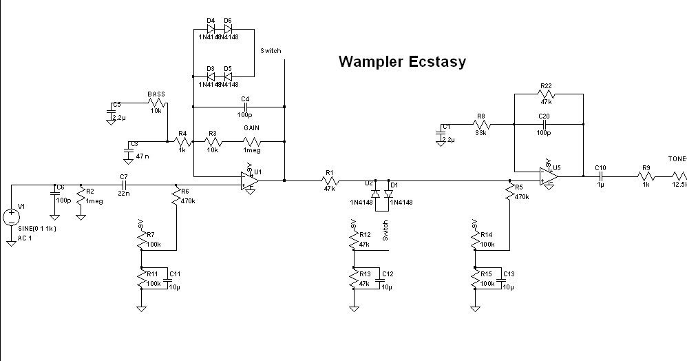 wamp_Ecstasy Xotic Bb Preamp Schematic on jfet guitar, ibanez acoustic, microphone tube, low-voltage tube, apt holman, bass guitar, rca phono,