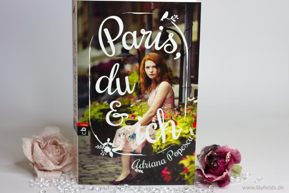 Rezension Paris, du und ich von Adriana Popescu
