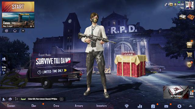 PUBG Mobile chính thức mở cửa chế độ Zombie: Sống sót tới bình minh