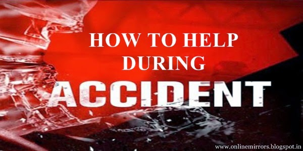 How to help during accidents | Basic 10 first-aid tips
