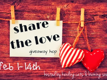 Share the Love Blog Hop!