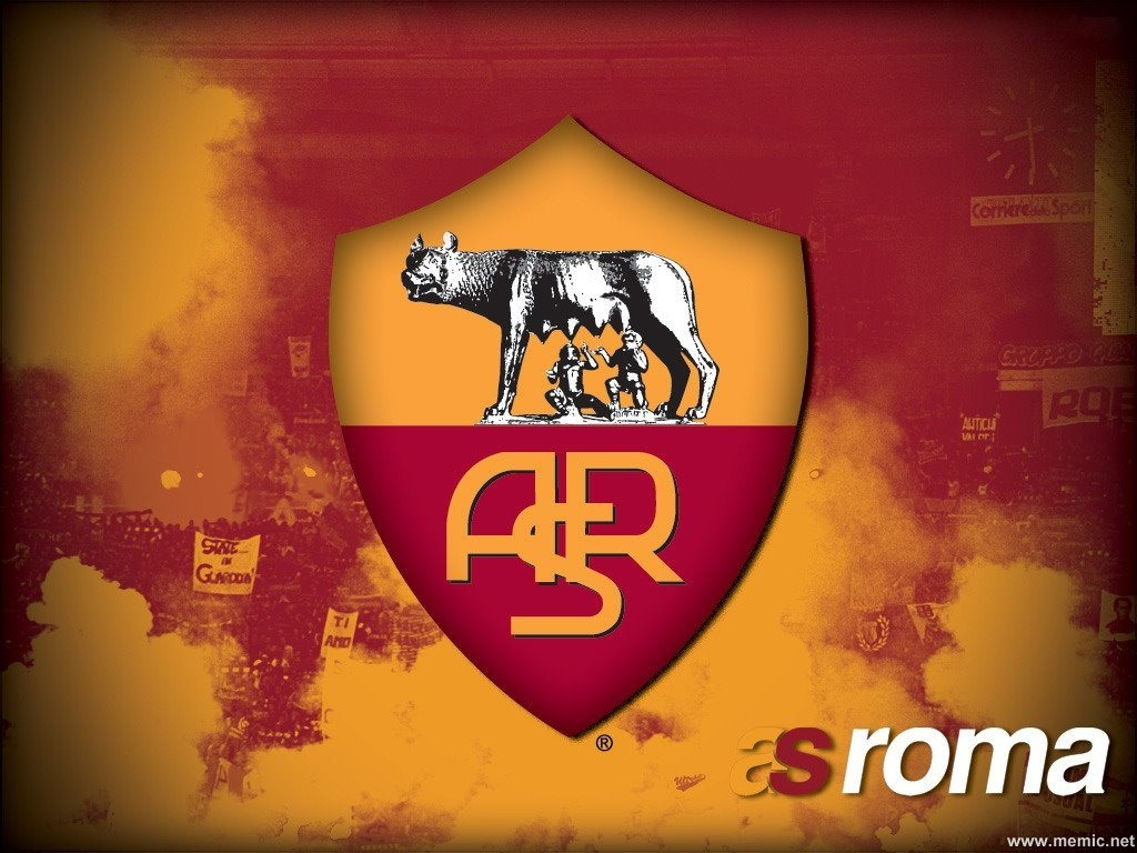 As Roma Wallpapers Logo Hd Wallpapers Backgrounds Photos Pictures Image Pc