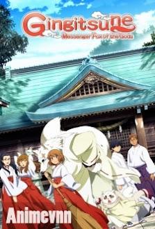 Gingitsune - Gingitsune: Messenger Fox of the Gods 2013 Poster