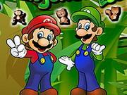 Mario Jungle Escape